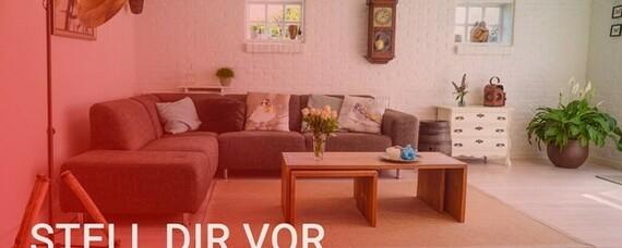 Utopie: Neues Wohnzimmer in fünf Klicks
