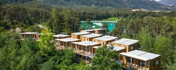 Was heißt Modul-Blockhaus auf Tirolerisch?