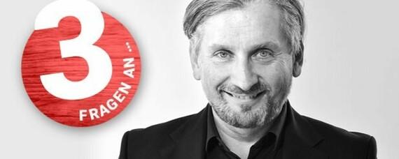 Drei Fragen an: Erich Gaffal, Cluster‑Manager Möbel‑ & Holzbau‑Cluster