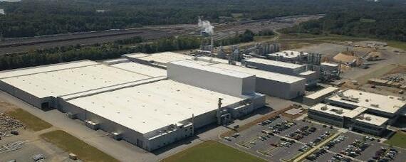 Egger startet Produktion in den USA