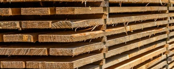 Deutsche Holzindustrie über Vorjahresniveau