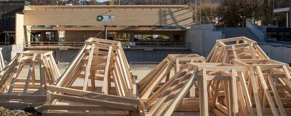 Holz-Modulbau: Zerlegbar wie ein Auto?