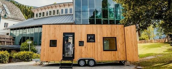 Tiny House 4: Geschäftsmodelle für Anbieter*innen der Kleinst-Häuser