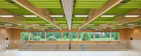 """Holz für die """"Umweltschule in Europa"""""""
