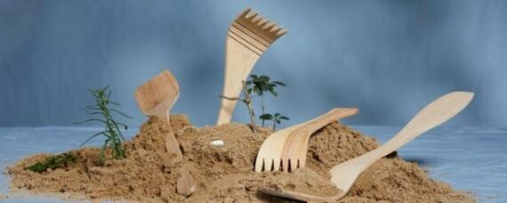 Preisgekröntes Sandspielzeug aus Holz