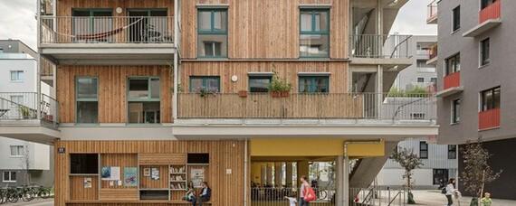 Trotz Birkenstock-Schlapfen Ahnung von Architektur