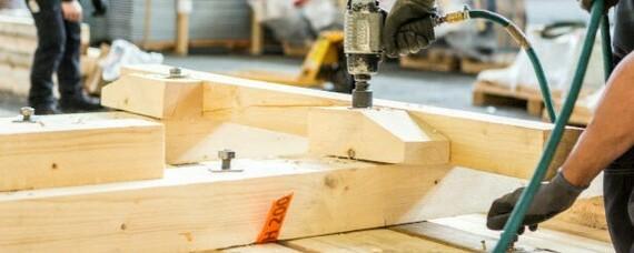 Deutsche Holzindustrie mit gutem ersten Quartal