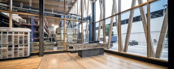 Ingenieurholzbau für Südtiroler Traditionsunternehmen im Holzbau