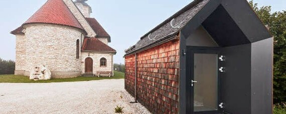 Preisgekrönte Holzbauten aus der Steiermark