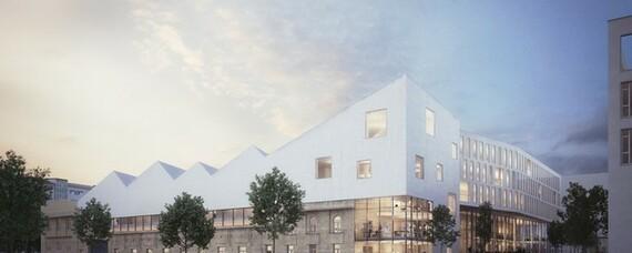 Ehemalige Sargfabrik wird Kulturzentrum für Entwicklungsgebiet Atzgersdorf