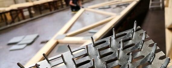 Holzschrauben, Dübel oder Gewindestangen