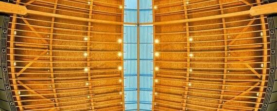 Philipinischer Holz-Flughafen gewinnt in Amsterdam Gold