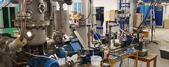 Forschungsprojekt: Formaldehydfreie Klebstoffe auf Proteinbasis