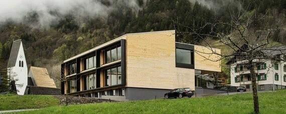 Nachhaltiger Bau in den Alpen gesucht