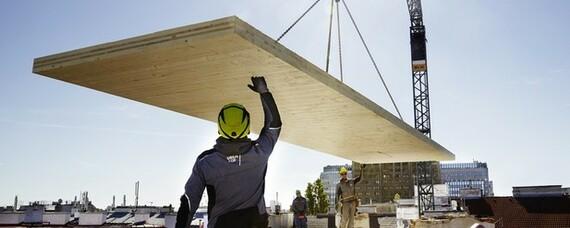 Corona: Baustellen offen, Kurzarbeit Normalfall, viele Arbeitslose