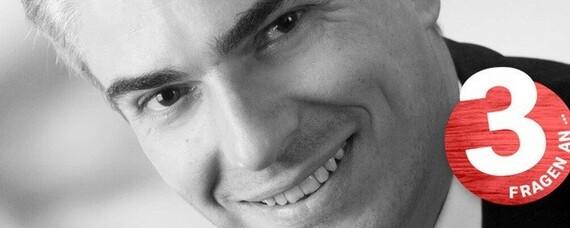 3 Fragen an: Christian Murhammer, Fertighausverband