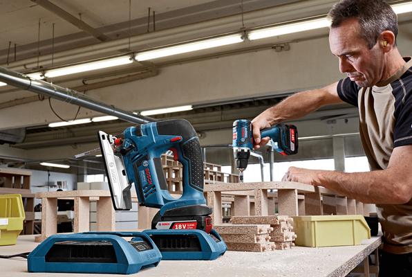 Alles akku u mobile leistung für handwerksmaschinen