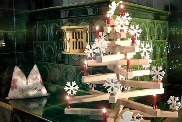 nachhaltiger weihnachtsbaum. Black Bedroom Furniture Sets. Home Design Ideas