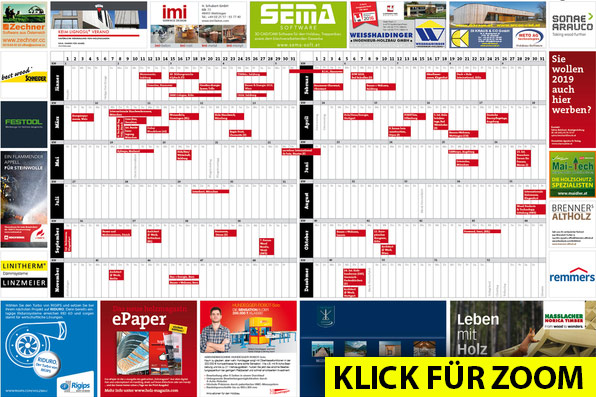 holz Kalender screen 2 1